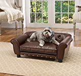 Enchanted Home Pet Brisbane Tufted Pet Bed