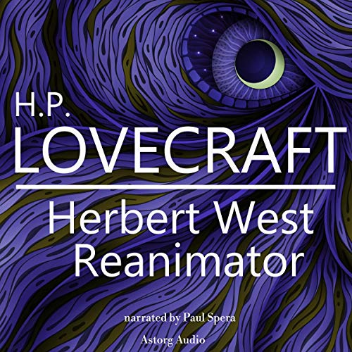 Herbert West Reanimator cover art
