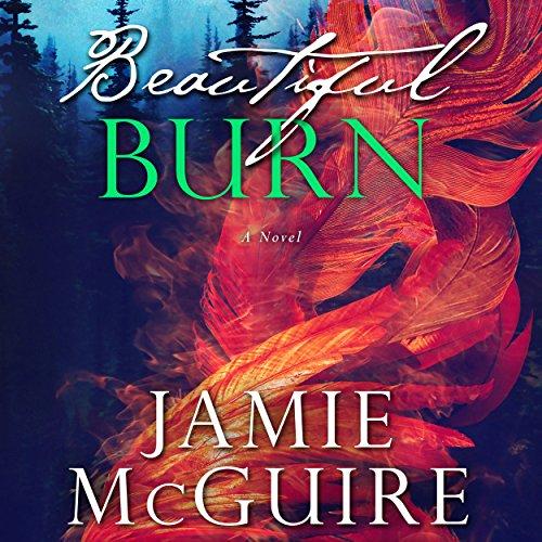 Beautiful Burn audiobook cover art