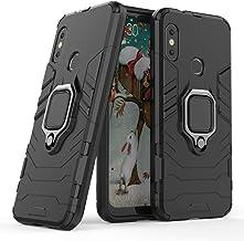 Cocomii Black Panther Ring Xiaomi Mi A2 Lite/Redmi 6 Pro Case, Slim Thin Matte Vertical & Horizontal Kickstand Ring Grip B...