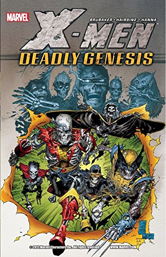 X-Men: Deadly Genesis (English Edition)