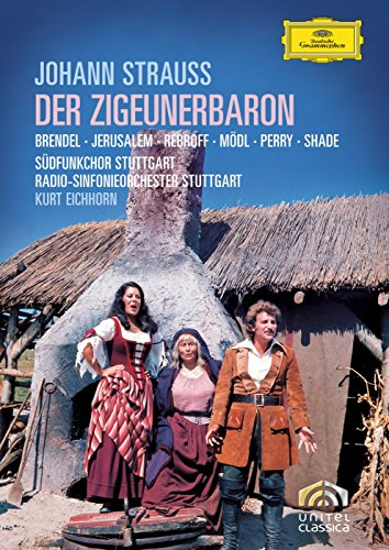 Strauß, Johann - Der Zigeunerbaron (GA)