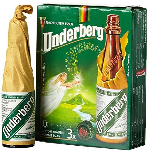 Underberg Bitter (1 x 0.06 l)