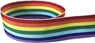 Best rainbow fabric ribbon Reviews