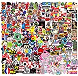 Neuleben Stickers Autocollants (400pcs), Autocollants en Vinyle pour Ordinateur...