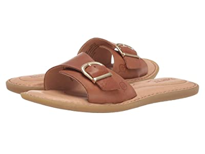 Born Varick (Brown (Cognac)) Women