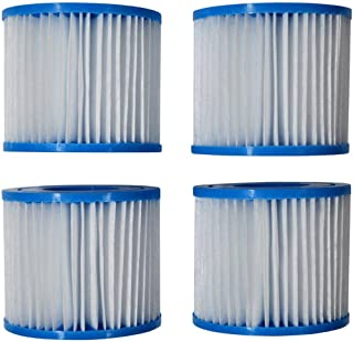 Canadian Spa Co. 15 Sq Ft Portable Spa Filter, 4-Pack