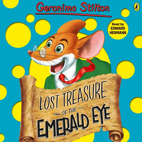 Lost Treasure of the Emerald Eye cover art