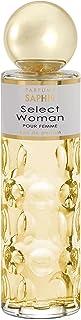 PARFUMS SAPHIR Select Woman - Eau de Parfum con vaporizador para Mujer - 200 ml