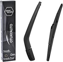 For Scion XB 2008-2015, Rear Windshield Wiper Arm Blade Set - OTUAYAUTO Factory OEM Style : 8524212110
