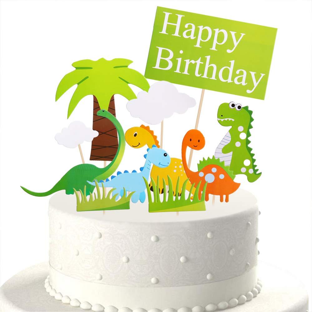 Cute dinosaur cake toppers dinosaur birthday Dinosaur cake toppers baby dinosaur cake toppers fondant dinosaur cake toppers