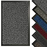 Fb Funkybuys Heavy Duty Barrier Mats Non Slip Rubber Mat Floor Mats Kitchen Rugs Washable Light Weight Rubber Multicolour Door Mat