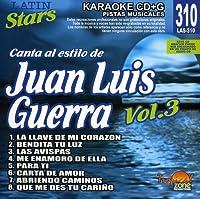 Vol. 3-Karaoke Latin Stars