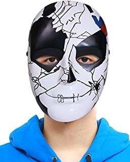 Billy Russo Mask Adjustable Punisher Season 2 Adult Halloween Cosplay Costume Accessory Prop