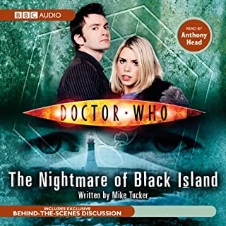 Doctor Who: The Nightmare Of Black Island cover art