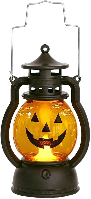 All items free shipping N\C Halloween Portable Lantern Max 84% OFF Deskt Indoor Decoration