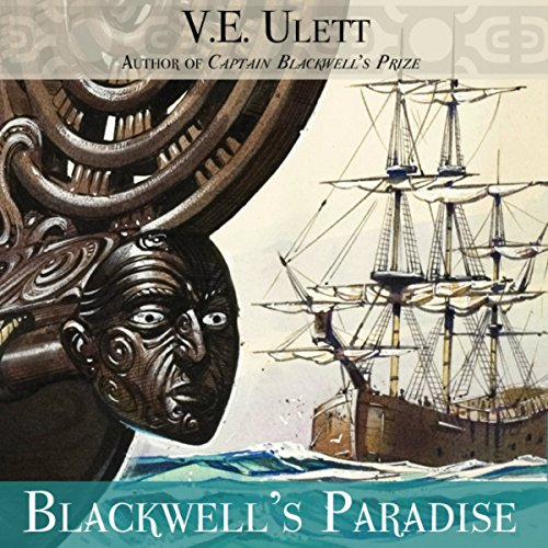 Blackwell's Paradise     Blackwell's Adventures, Book 2              By:                                                                                                                                 V. E. Ulett                               Narrated by:                                                                                                                                 V. E. Ulett                      Length: 12 hrs and 59 mins     1 rating     Overall 4.0