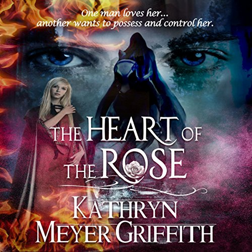 The Heart of The Rose audiobook cover art