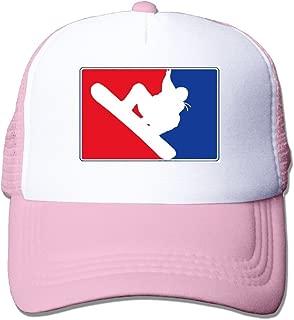 Cool Snowboard Sport Adult Baseball Trucker Hat Baseball Cap