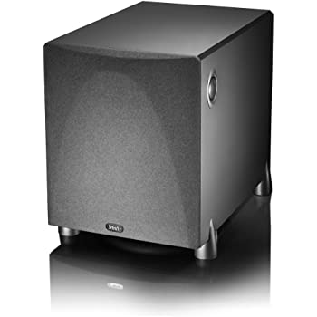 "Definitive Technology ProSub 1000 - High Output Compact 300W 10"" Powered Subwoofer 