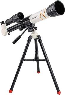 kesoto Telescópio para crianças, telescópio refrator de 70 mm com tripé telescópio astronômico para astronomia, iniciante...