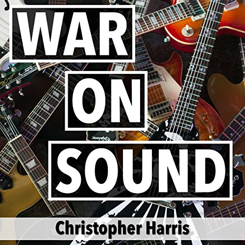 War on Sound audiobook cover art