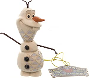 Jim Shore Disney Traditions Frozen Young Olaf Figurine #4050766
