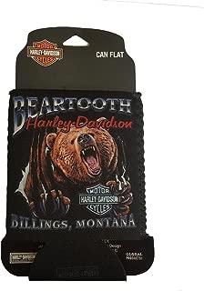 Harley-Davidson Can Wrap Beartooth Ripping Bear