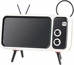 Mobile Phone Screen Stand. with Speaker Function. It can be Connected by Bluetooth or by Wire. Without The Screen Magnifier Function. But More Practical Than a Screen Magnifier. A Smart Gift for