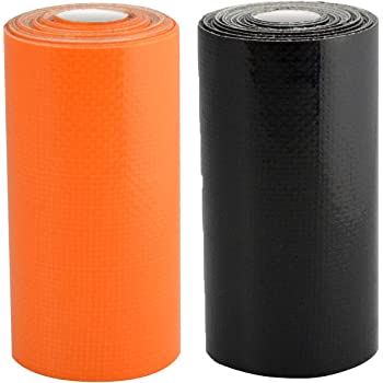 UST Coreless Duct Tape Rolls with Hand Tearable Material and Waterproof Design for Hiking, Backpacking, Camping and Outdoor Survival