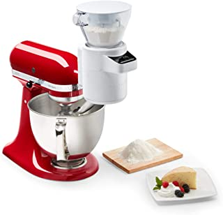 KitchenAid 5KSMSFTA Sifter and Scale attachment for Stand Mixer