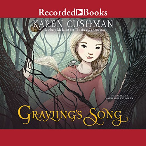 Grayling's Song audiobook cover art