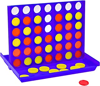 Spel fyra i en rad, ZoneYan 4 vinner spel, mini fyra vinnar, 2 spelare 4 vinner, fyra i en rad, 4 vinner leksaker, brädspe...