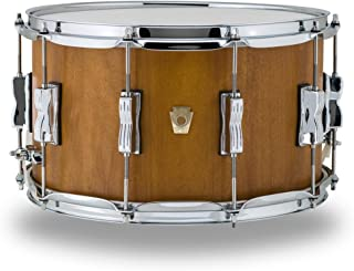Ludwig Standard Maple Snare Drum - 8 Inches X 14 Inches Mojave Cherry