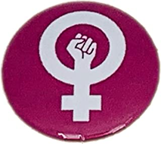 MALALPHA Alfileres y broches - Feminista Feminismo Girl Power