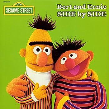 Sesame Street  Bert And Ernie Side By Side