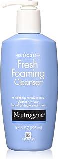 Neutrogena Fresh Foaming Cleanser 6.70 oz (Pack of 2)