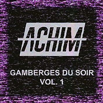 Gamberges du soir, vol. 1