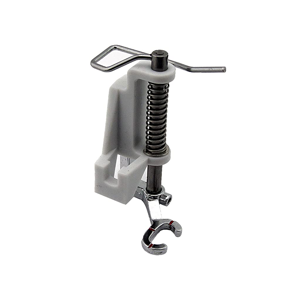 Cutex (TM) Brand Open Toe Free Motion Spring Foot #4130376-46 for Viking Sewing Machine