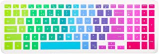 Keyboard Cover Compatible with 15.6