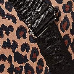 Betsey Johnson Nylon Gone Wild Crossbody, Leopard
