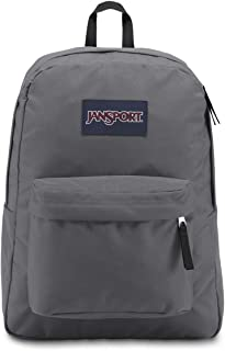 JanSport, Superbreak Backpack, (5L8) Deep Grey, One Size