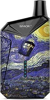 Skin Decal Vinyl Wrap for Smok X-Force AIO Kit | Vape Stickers Skins Cover| Tardis Starry Night
