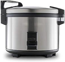 Premium Catering Rice Cooker, Keuken Volmaakte Automatische Non Stick rijstkoker, met Warmhoudfunctie 1950 W, 14 Liter, Black