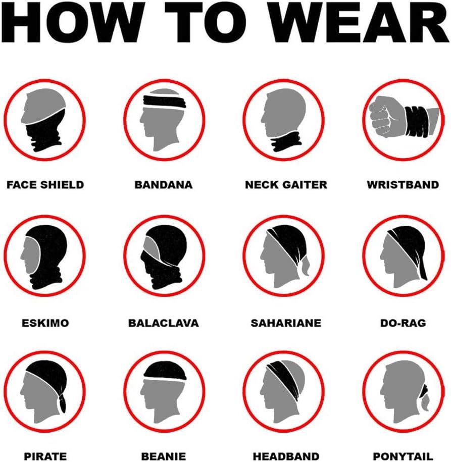 Ligart 2 Pieces Seamless American Flag Gaiter Mask Bandana Sun UV Protection Face Mask, Headwear, Neck Gaiter, Head Wrap, Headband, Tactical Balaclava Breathable Elastic,Moisture Wicking