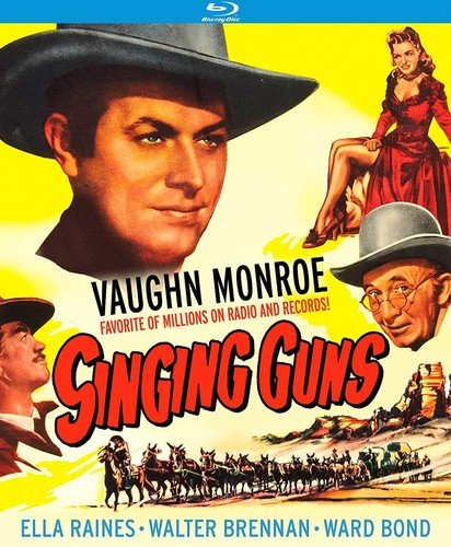 Singing Guns [Blu-ray]