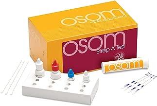 Sekisui Diagnostics OSOM Strep A Test, 50 Tests