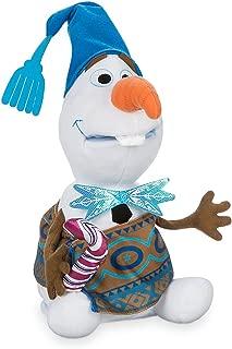 Disney Olaf Talking Holiday Plush - 10 Inch