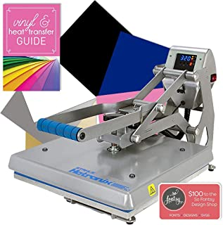stahls hotronix auto open clam 16x20 heat press