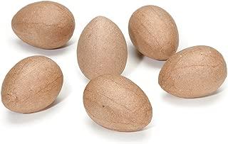 Best large paper mache eggs for sale Reviews